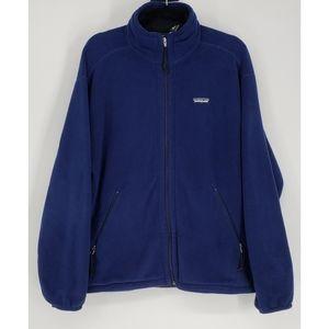Vintage Patagonia Full Zip Fleece Jacket - Size M